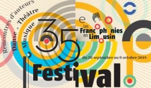 Francophonies poster