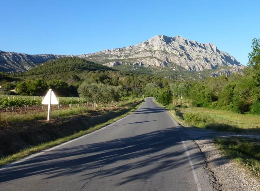 Montagne Saint Victoire,