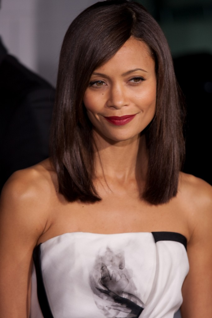 long straight cut hairstyles  French Fashions