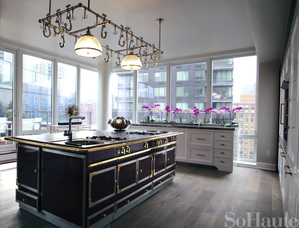 la cornue kitchen island with oven one quality the finest
