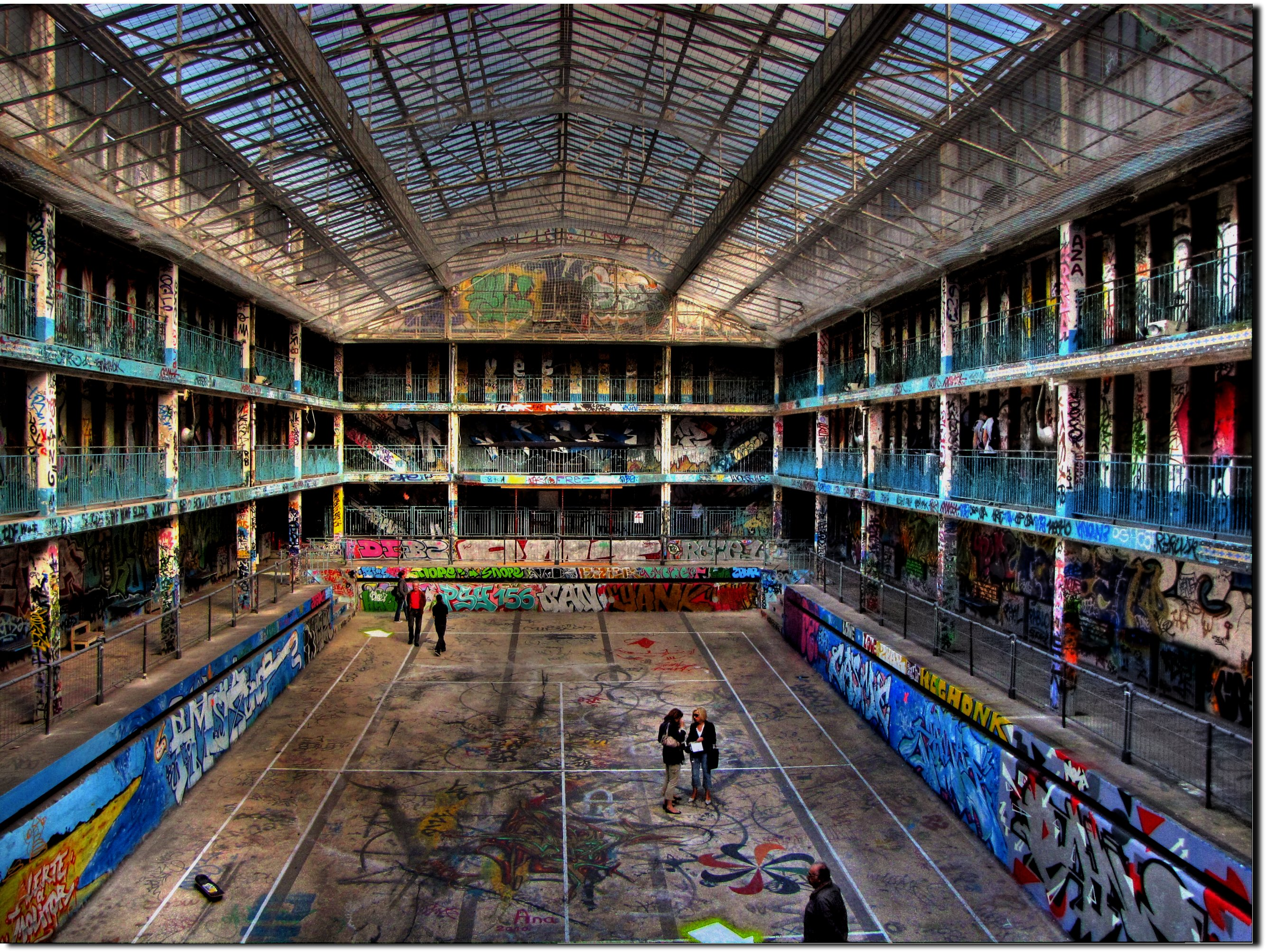 Art Deco to Street Art  The Molitor Hotel in Paris  The Hundreds