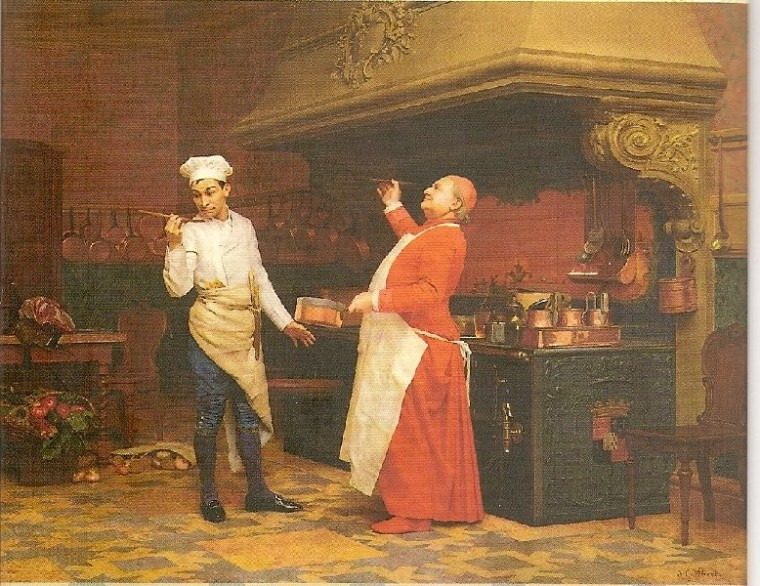 French Food History History of French Cuisine and Sauces  History of French food the history