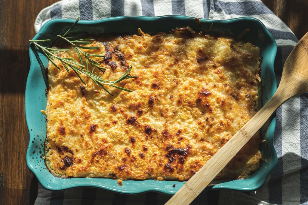 Baked Hachis Parmentier