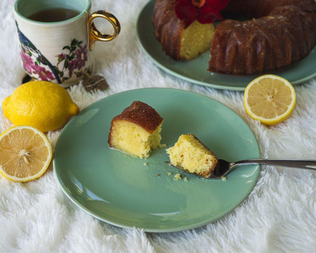 Lemon Savarin