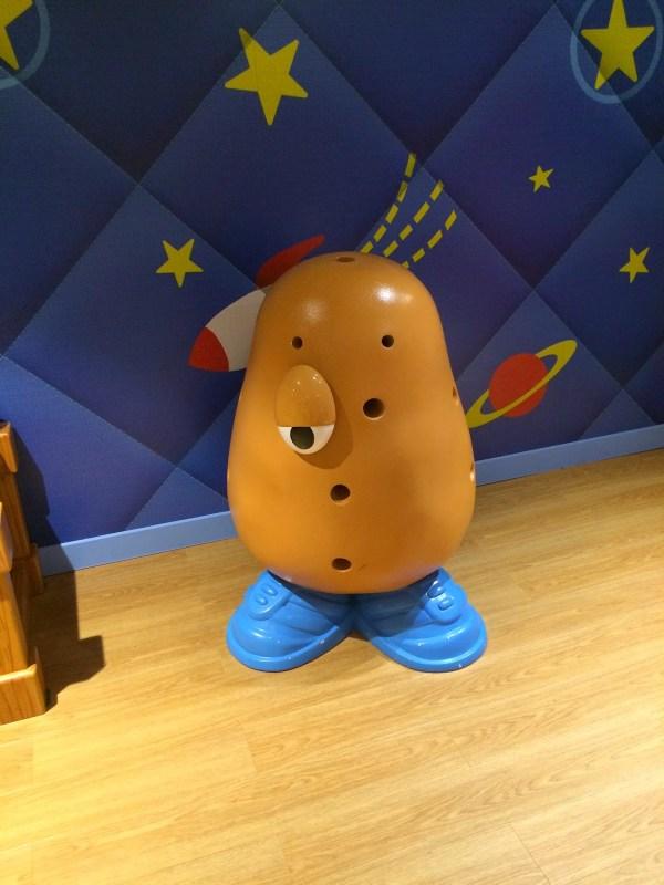 Potato Head French Fry Diary