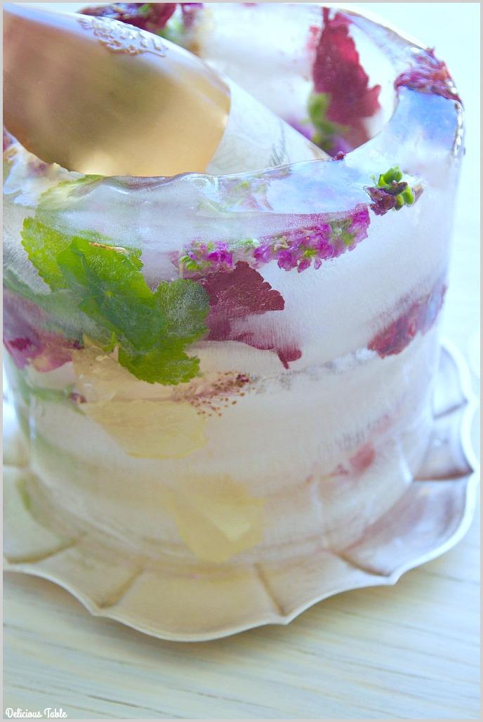 GardenPartyFrozen-Floral-Ice-Bucket