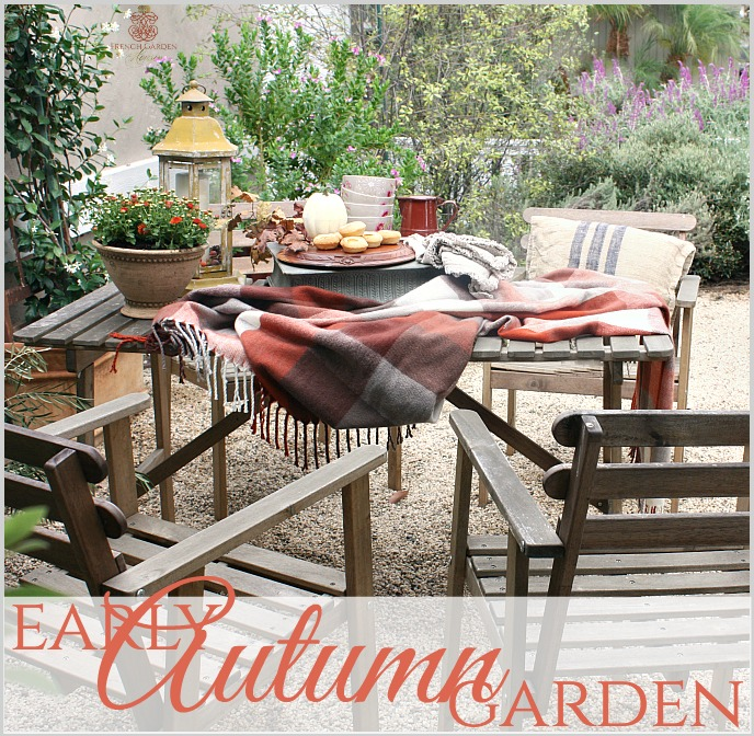 Early Autumn Gardening