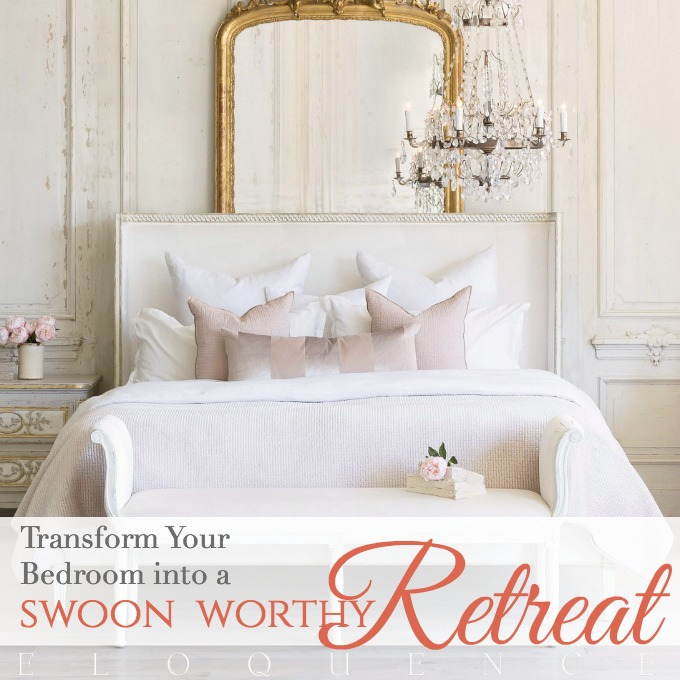 Transform Your Bedroom into a Swoon-worthy Master Retreat