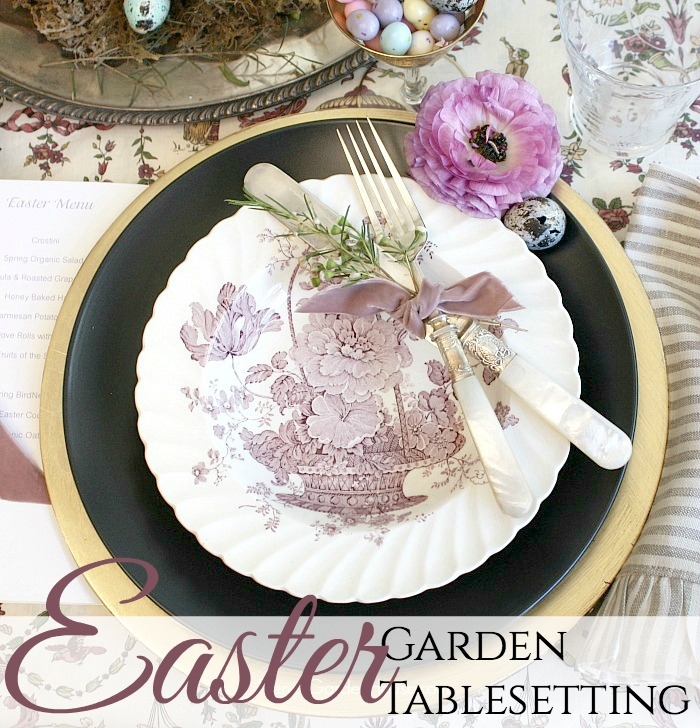 HOST A BEAUTIFUL EASTER BRUNCH