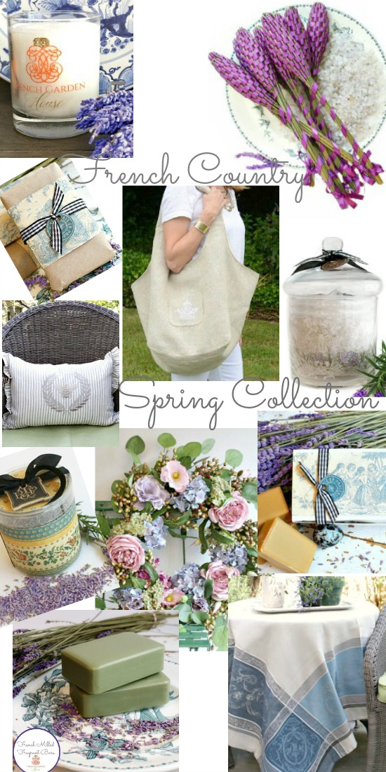 FrenchCountryGiftCollection