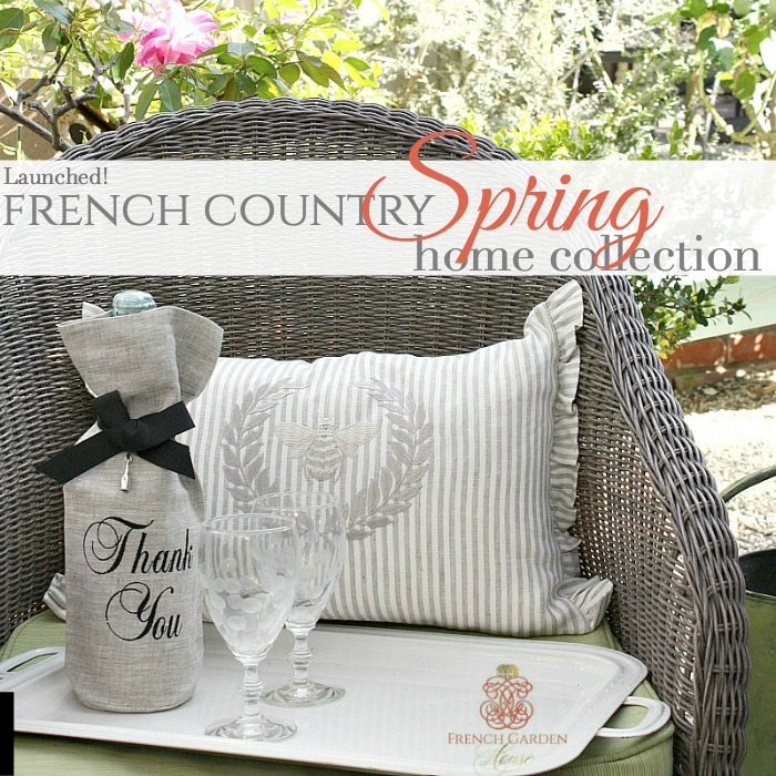 FrenchCountrySpringHomeCollection