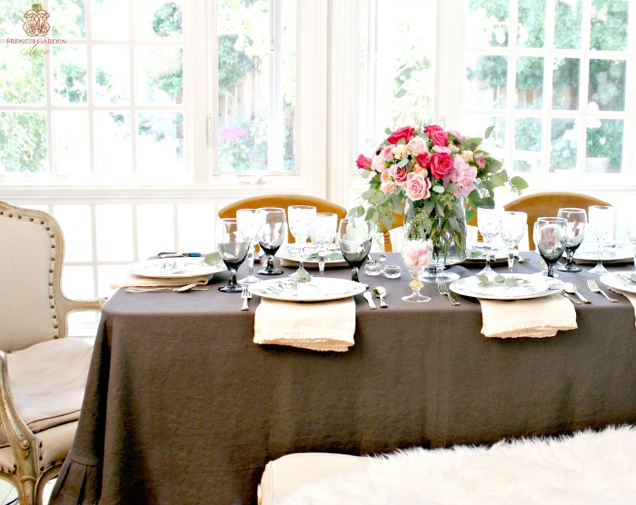 I love sharing tips for living a beautiful life creating a home that expresses your own style and most of all I love to share my enthusiasm about ... & ROMANTIC FRENCH COUNTRY TABLE SETTING TIPS.