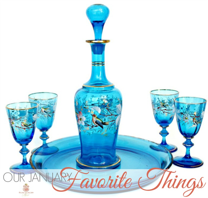 OUR JANUARY FAVORITE THINGS