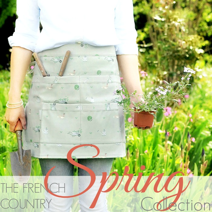 THE FRENCH COUNTRY SPRING COLLECTION