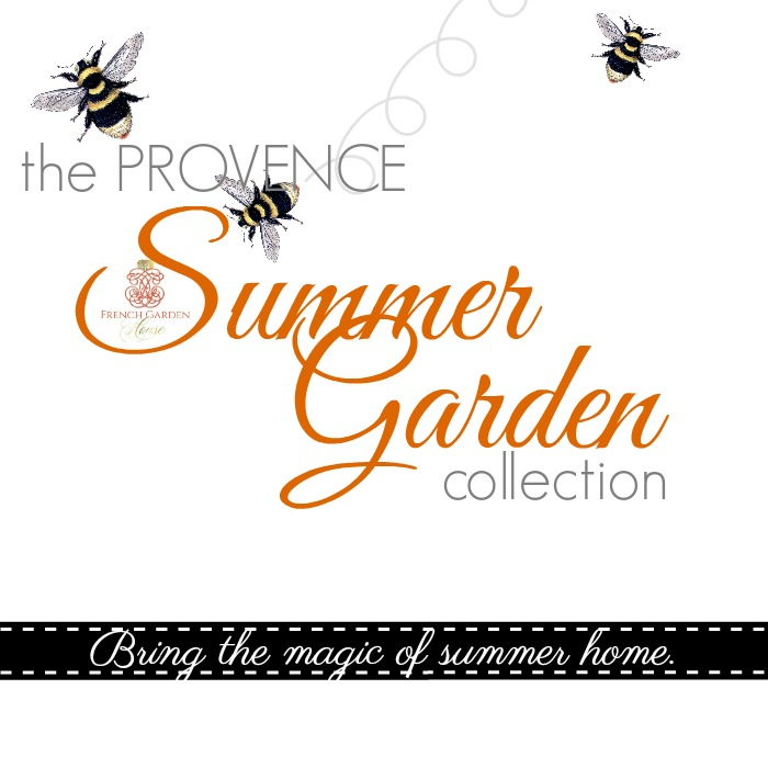 THE PROVENCE SUMMER GARDEN COLLECTION
