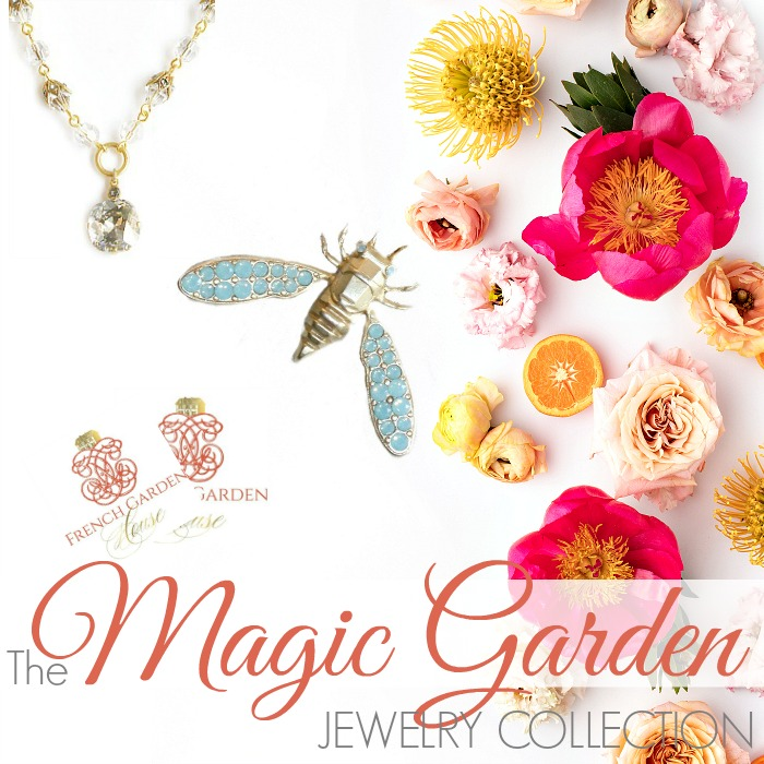 THE MAGIC GARDEN JEWELRY COLLECTION