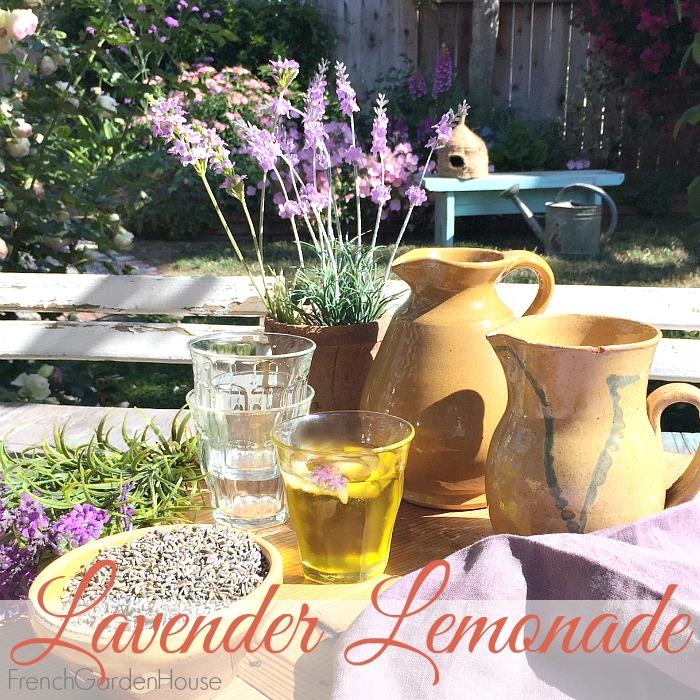 FRENCHGARDENHOUSE LAVENDER LEMONADE