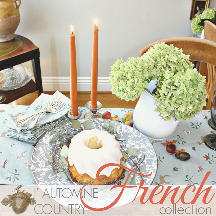 l'AUTOMNE COUNTRY FRENCH HOME COLLECTION