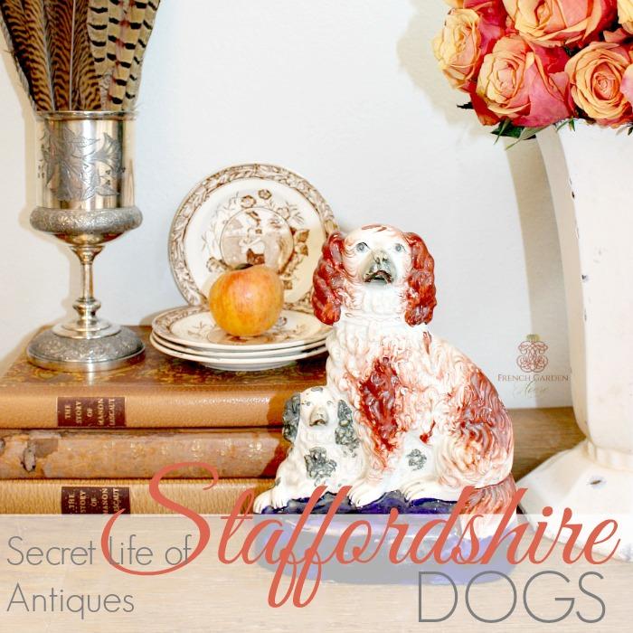 Secret Lives of Antiques   STAFFORDSHIRE DOGS