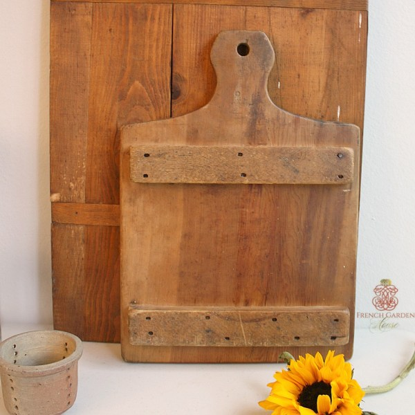 French Country Cutting Board