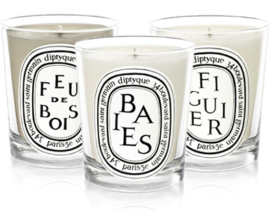 Dyptique candles