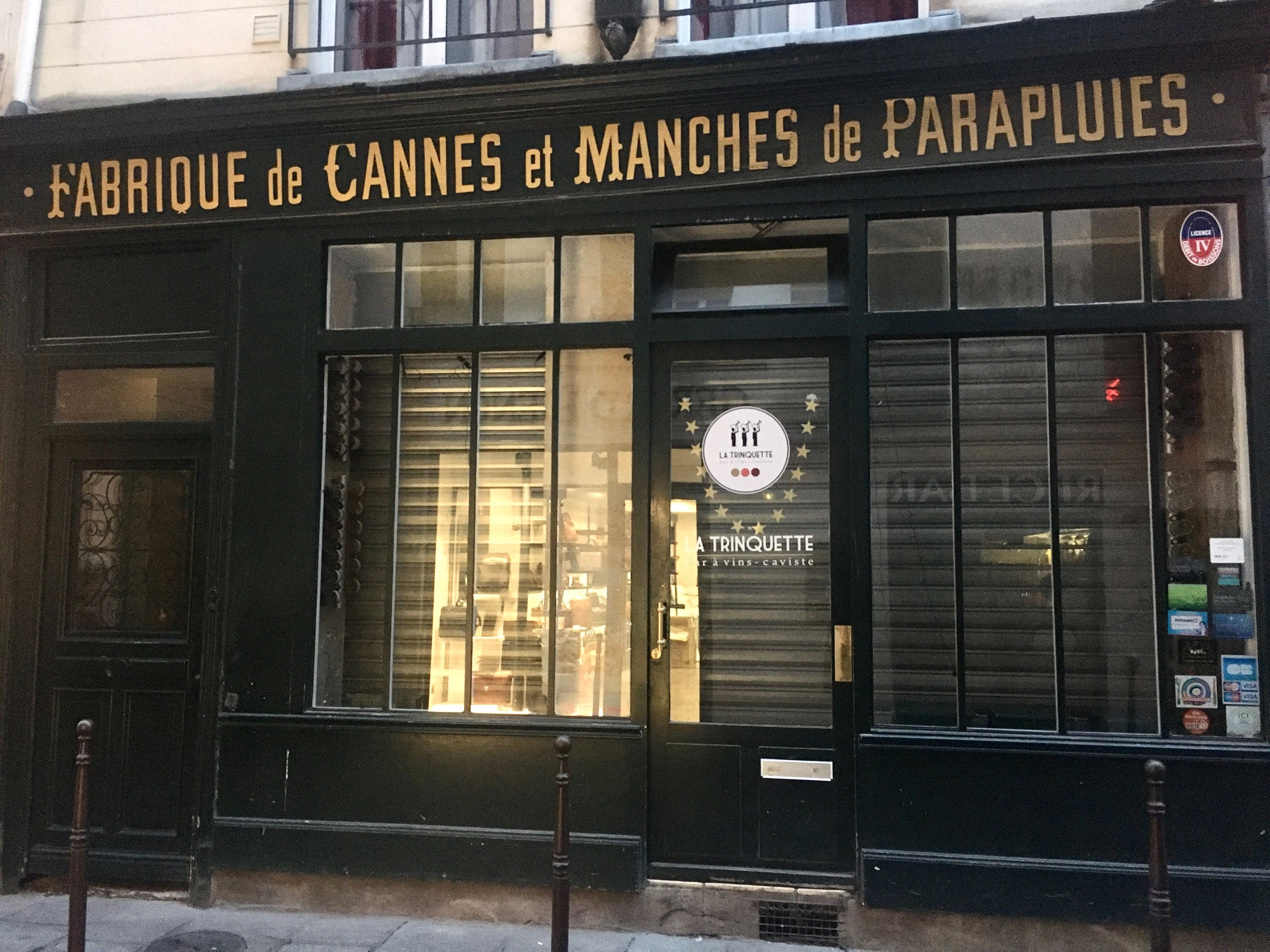 week in paris