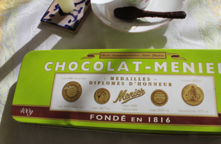 Tablette De Chocolat – French Expression