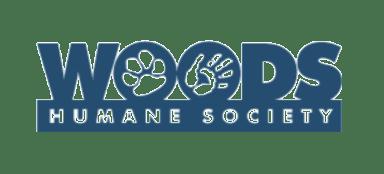 woods humane society logo