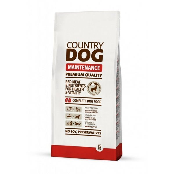 pienso perros country dog food maintenance