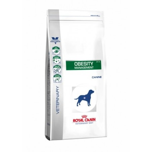 pienso perros royal canin dieta obesity management obesidad control peso