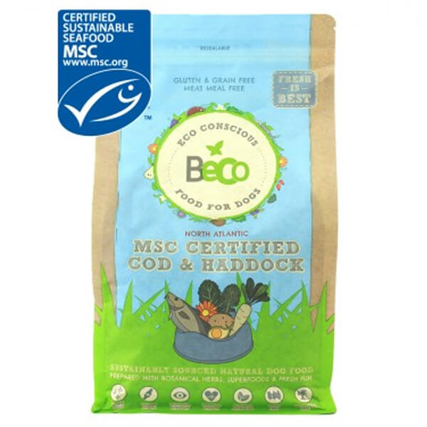 pienso perros beco bacalao abadejo msc certified