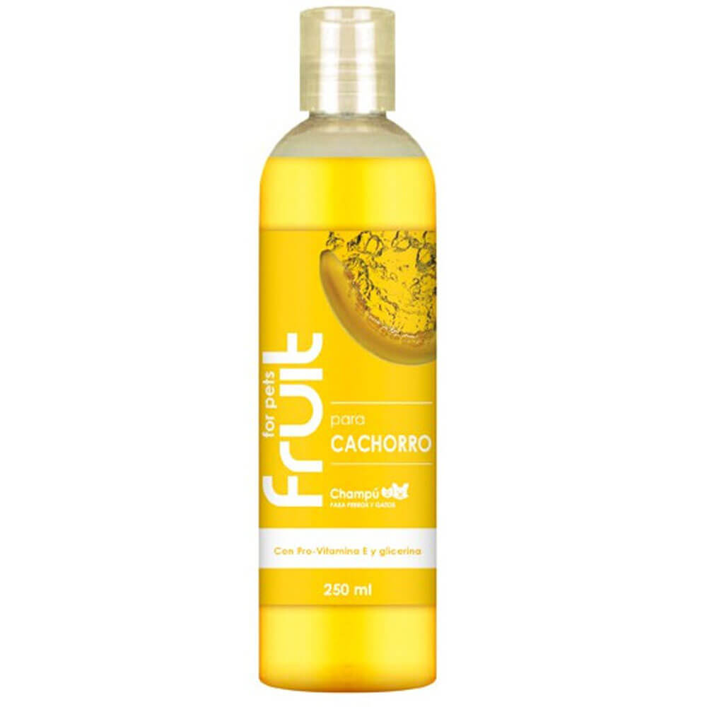 champu cachorros fruit for pets 250ml