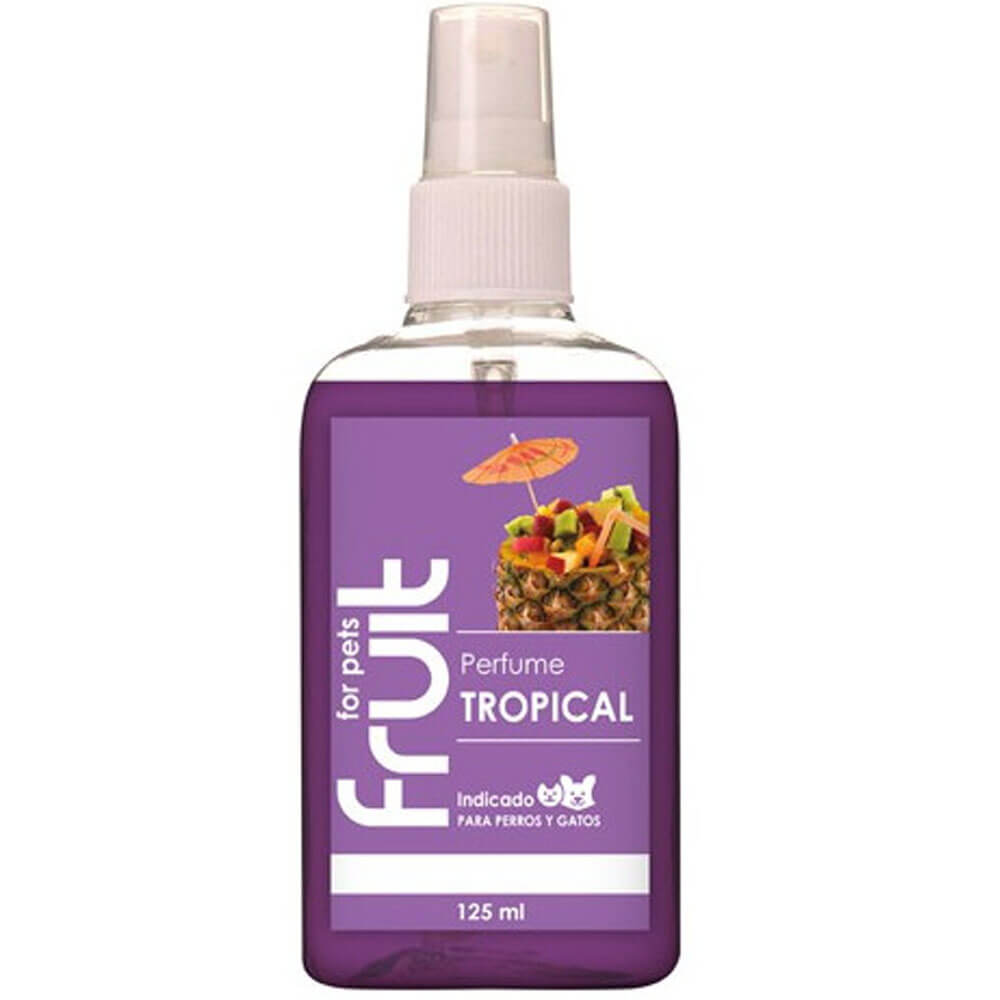 colonia perfume perros fruit for pets tropical 125ml