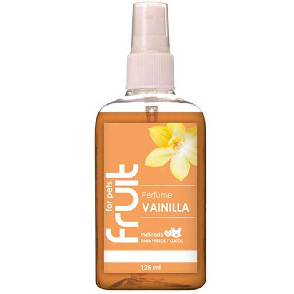 colonia perfume perros fruit for pets vainilla 125ml