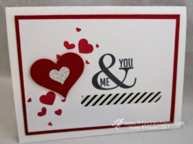 Stamp on the Go Valentine