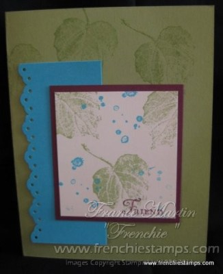 Stampin'Up! Color Coach