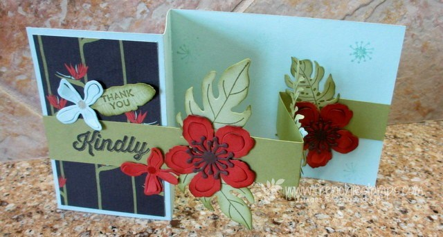 Botanical Blooms and Perfect Pairings Class in the mail
