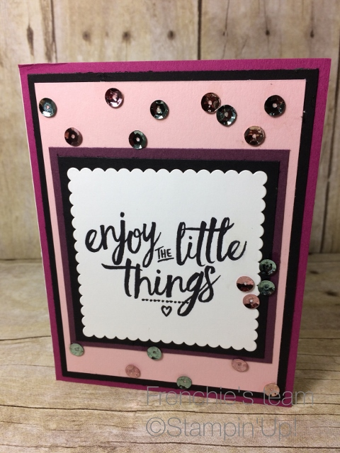 2017-19 Stampin'Up! in-color, All Thing Thanks
