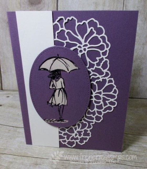 Beautiful YOU, So Detailed Thinlits Stampin'Up!
