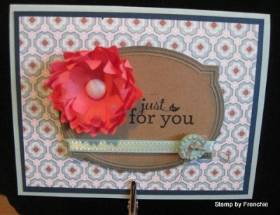 Pop-Up Posies class in the mail or local