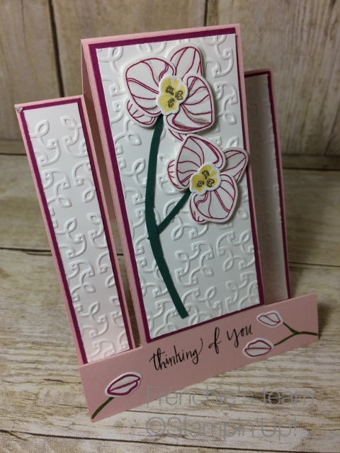 Stampin'Up! Climbing Orchid