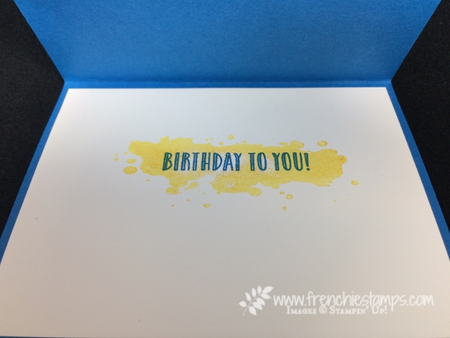 Happy Celebration, Cookie Cutter Punch, Stampin'Up! Frenchiestamps,