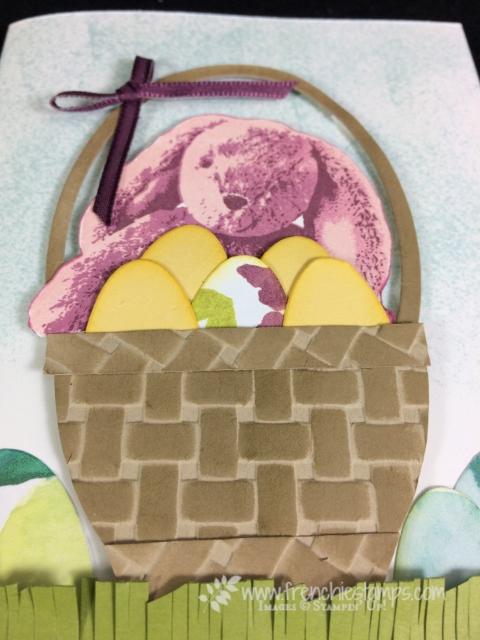 Sweet Little Something, Basket Weave, Layering Ovals Framelits, Teeny Tiny Wishes, Stampin'Up!