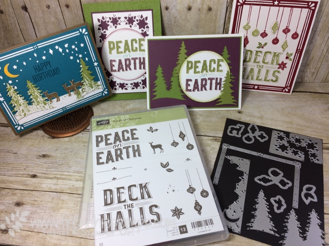 Carole of Christmas and Card Front Buidler Great basic Tips