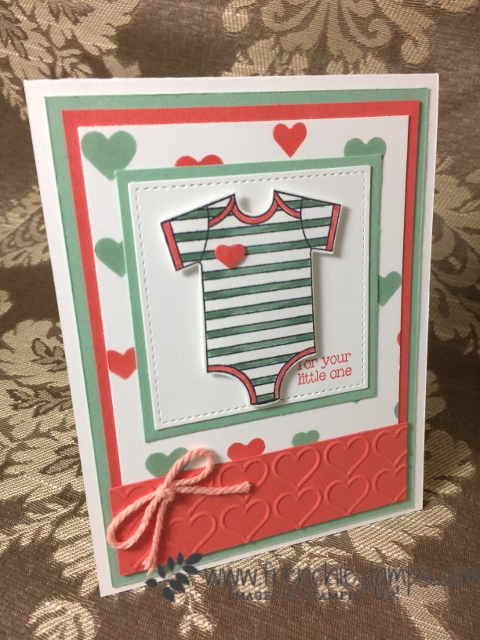 Something for Baby, Stampin'Up!