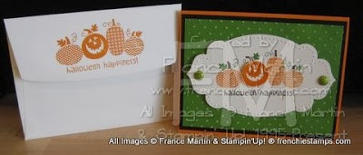 Stampin'Up! Halloween Happiness