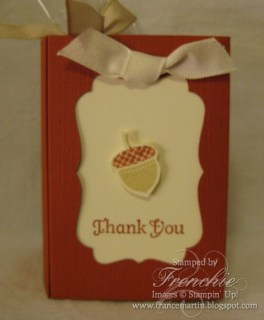 Stampin'Up! Regional with Day of Gratitude….
