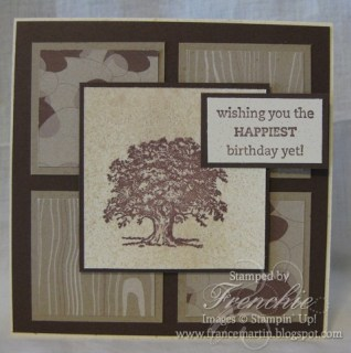 Masculine Card for MojoMonday.