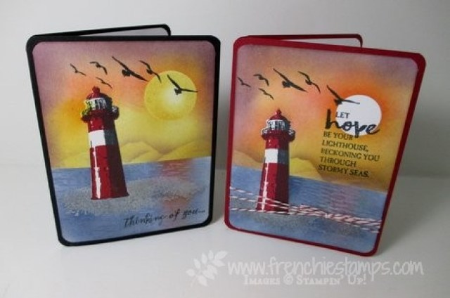 Stampin'Up! High Tide