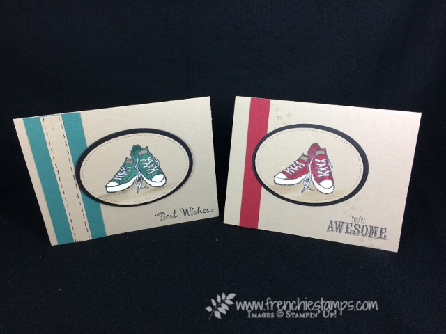 Epic Celebration, Rubber Sole, Stamping Technique, Frenchiestamps, Stampin'Up!,